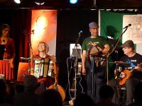 Veranstaltungen 2015 - Irish Folk and Dance